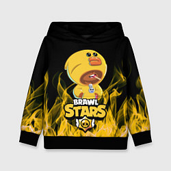 Детская толстовка BRAWL STARS SALLY LEON