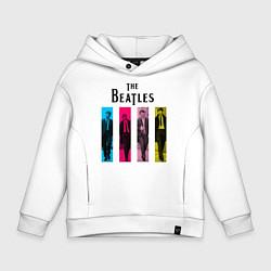 Детское худи оверсайз Walking Beatles