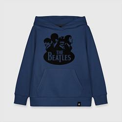 Детская толстовка-худи The Beatles Band