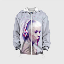 Куртка 3D с капюшоном для ребенка Die Antwoord: Wild Eyes - фото 1