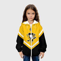 Куртка 3D с капюшоном для ребенка NHL: Pittsburgh Penguins - фото 2
