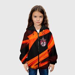 Куртка 3D с капюшоном для ребенка Стальной алхимик - фото 2