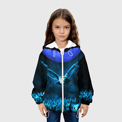 Куртка 3D с капюшоном для ребенка Сова - фото 2