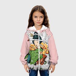Куртка 3D с капюшоном для ребенка Geisha 22 - фото 2