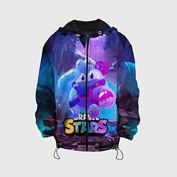 Детская куртка Сквик Squeak Brawl Stars
