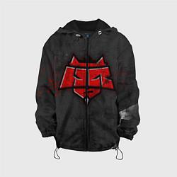 Детская 3D-куртка с капюшоном с принтом Hellraisers, цвет: 3D-черный, артикул: 10072069405458 — фото 1