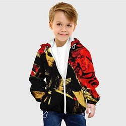 Куртка с капюшоном детская Redwood original цвета 3D-белый — фото 2