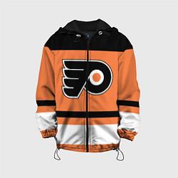 Куртка 3D с капюшоном для ребенка Philadelphia Flyers - фото 1