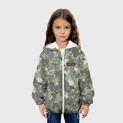 Куртка с капюшоном детская AB IV + цвета 3D-белый — фото 2