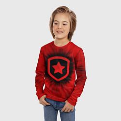 Лонгслив детский Team Gambit цвета 3D — фото 2
