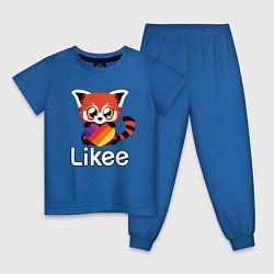 Детская пижама Likee LIKE Video