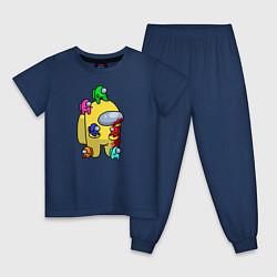 Детская пижама Among Us Impostor