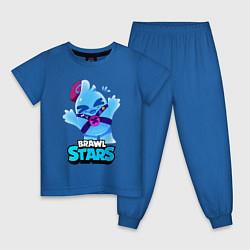 Детская пижама Сквик Squeak Brawl Stars