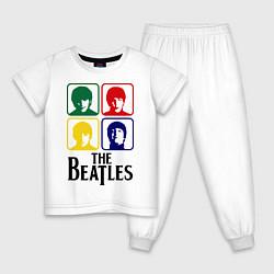 Детская пижама The Beatles: Colors