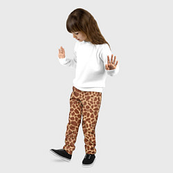 Брюки детские Жираф цвета 3D — фото 2