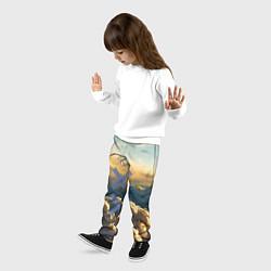 Брюки детские The XX цвета 3D — фото 2