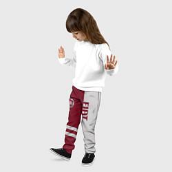 Брюки детские Fiat цвета 3D-принт — фото 2