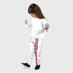 Брюки детские Пермский край цвета 3D — фото 2