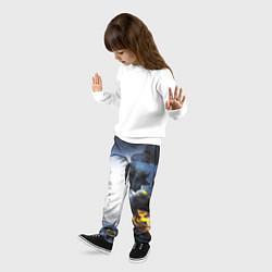 Брюки детские Death Stranding: Exclusive цвета 3D — фото 2
