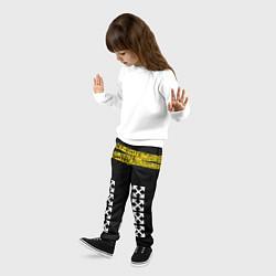 Брюки детские Off-White: XXX цвета 3D — фото 2