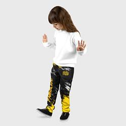 Брюки детские Разнесем цвета 3D — фото 2