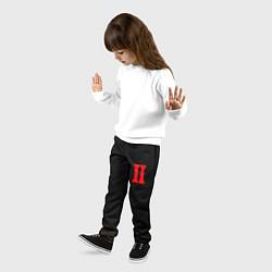 Брюки детские RED DEAD REDEMPTION 2 цвета 3D-принт — фото 2
