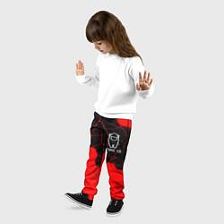 Брюки детские AMONG US АМОНГ АС цвета 3D — фото 2