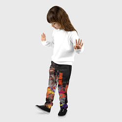 Брюки детские Slava Marlow цвета 3D — фото 2