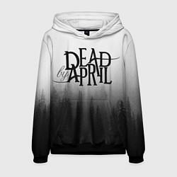 Толстовка-худи мужская Dead by April цвета 3D-черный — фото 1