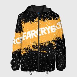 Куртка с капюшоном мужская Far Cry 6 цвета 3D-черный — фото 1