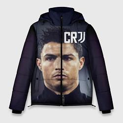 Куртка зимняя мужская RONALDO CR7 цвета 3D-черный — фото 1