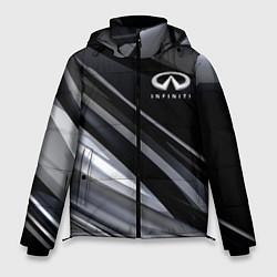Куртка зимняя мужская Infiniti цвета 3D-черный — фото 1