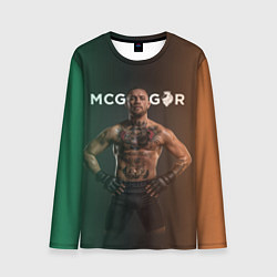 Лонгслив мужской Conor McGregor цвета 3D — фото 1