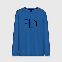 Мужской лонгслив Yoga Fly