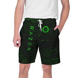Шорты на шнурке мужские RAZER цвета 3D — фото 1