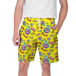 Шорты на шнурке мужские Heisen Bear цвета 3D — фото 1