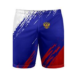 Шорты спортивные мужские RUSSIA SPORT цвета 3D — фото 1