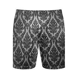 Мужские спортивные шорты Гламурный узор