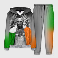 Костюм мужской McGregor: Boxing of Thrones цвета 3D-меланж — фото 1