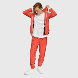 Костюм мужской Twenty One Pilots цвета 3D-белый — фото 2