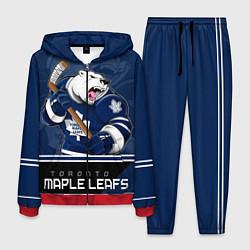 Костюм мужской Toronto Maple Leafs цвета 3D-красный — фото 1