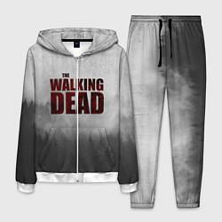 Костюм мужской The Walking Dead цвета 3D-белый — фото 1