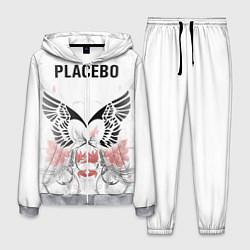 Костюм мужской Placebo цвета 3D-меланж — фото 1