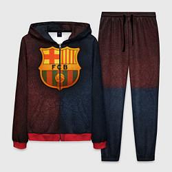 Костюм мужской Barcelona8 цвета 3D-красный — фото 1