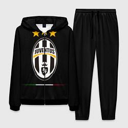 Костюм мужской Juventus: 3 stars цвета 3D-черный — фото 1