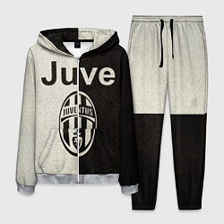 Костюм мужской Juventus6 цвета 3D-меланж — фото 1