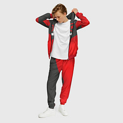 Костюм мужской Gambit Gaming Uniform цвета 3D-красный — фото 2