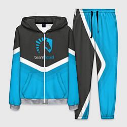 Костюм мужской Team Liquid Uniform цвета 3D-меланж — фото 1