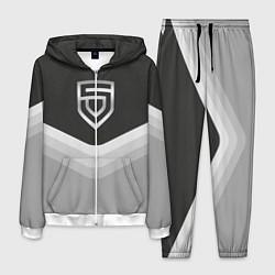Костюм мужской Penta Uniform цвета 3D-белый — фото 1