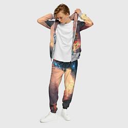 Костюм мужской Фан Клокверк из Доты цвета 3D-меланж — фото 2